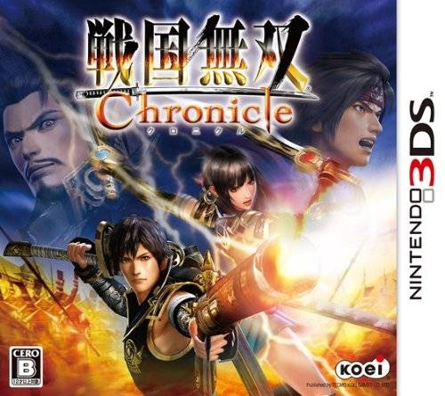Samurai Warriors Chronicles Wiki - Gamewise