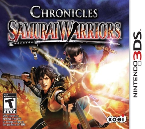 Samurai Warriors Chronicles on 3DS - Gamewise
