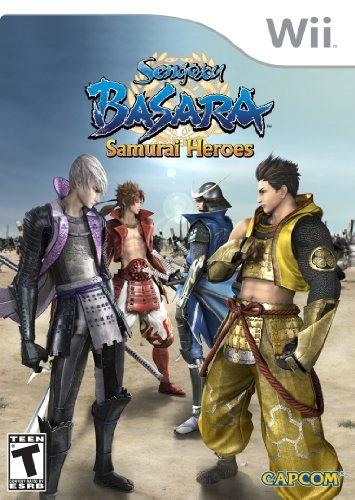 Sengoku Basara: Samurai Heroes on Wii - Gamewise