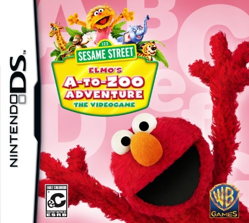 Sesame Street: Elmo's A-to-Zoo Adventure for DS Walkthrough, FAQs and Guide on Gamewise.co