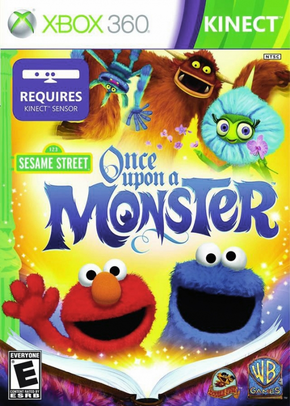 Sesame Street: Once Upon A Monster on X360 - Gamewise