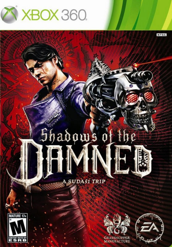 Shadows of the Damned for X360 Walkthrough, FAQs and Guide on Gamewise.co