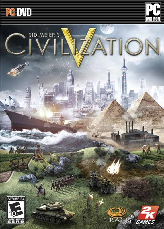Sid Meier's Civilization V [Gamewise]