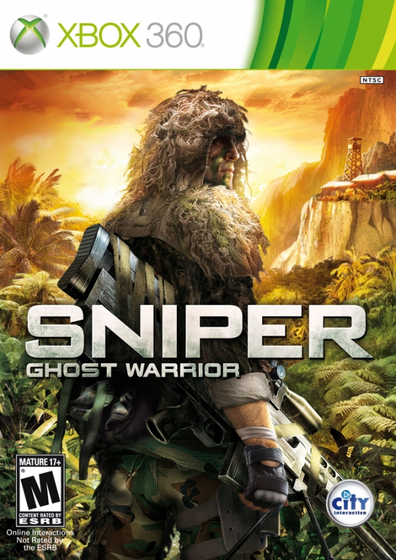 Sniper: Ghost Warrior for X360 Walkthrough, FAQs and Guide on Gamewise.co