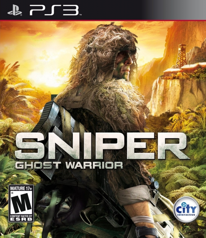 Sniper: Ghost Warrior on PS3 - Gamewise