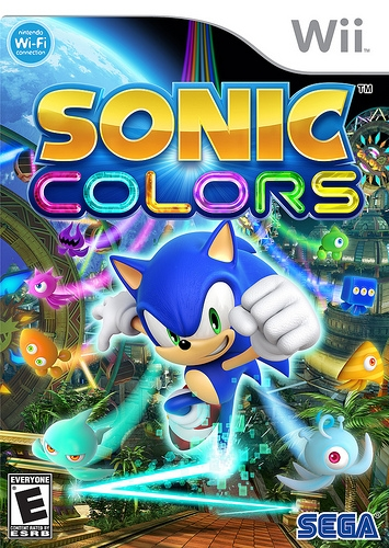 Sonic Colors for Wii Walkthrough, FAQs and Guide on Gamewise.co