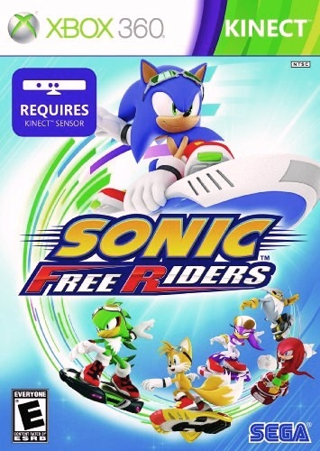 Sonic Free Riders [Gamewise]
