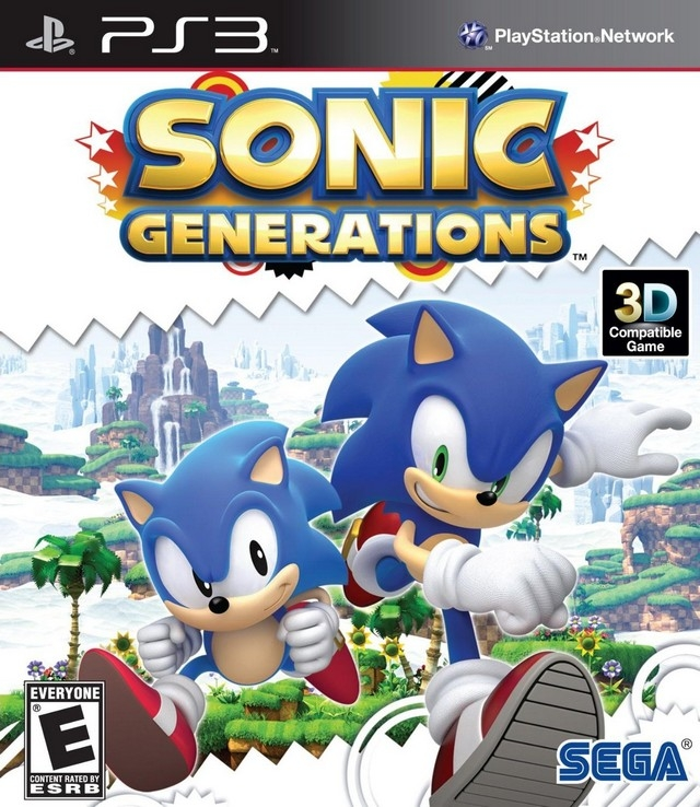 Sonic Generations on PS3 - Gamewise