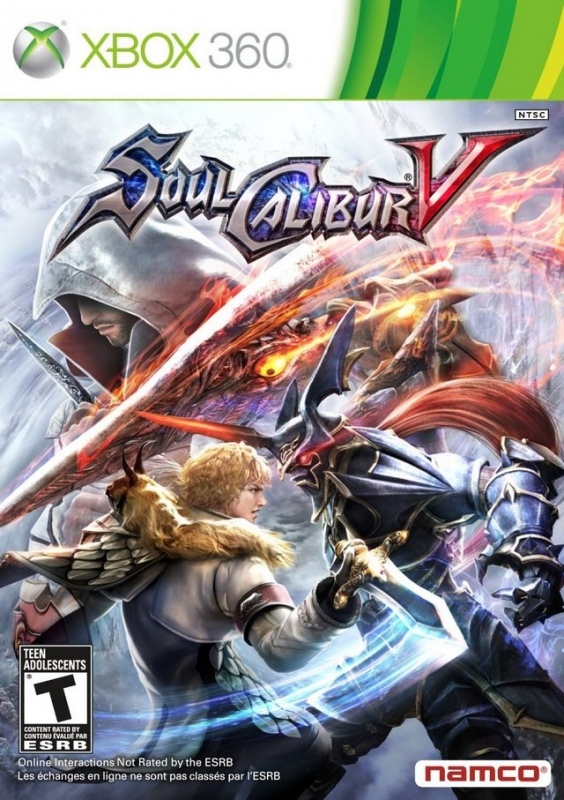 SoulCalibur V Wiki on Gamewise.co