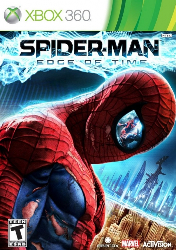Spider-Man: Edge of Time Wiki on Gamewise.co