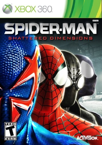 Spider-Man: Shattered Dimensions on X360 - Gamewise