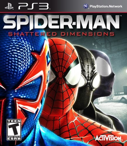 Spider-Man: Shattered Dimensions [Gamewise]