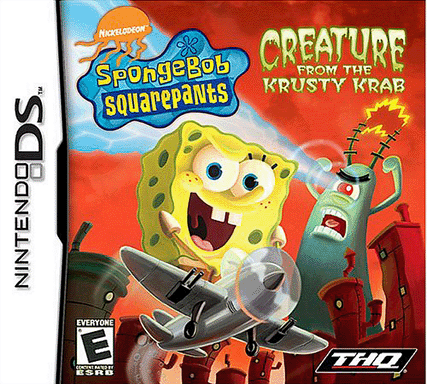 SpongeBob SquarePants: Creature from the Krusty Krab on DS - Gamewise