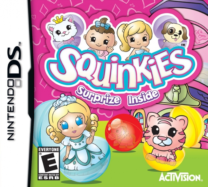 Squinkies Wiki on Gamewise.co