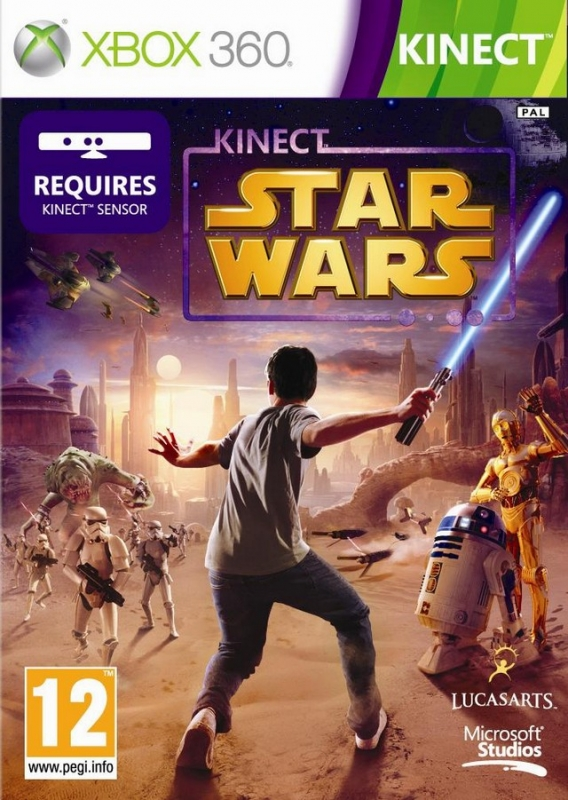 Star Wars Kinect on Gamewise