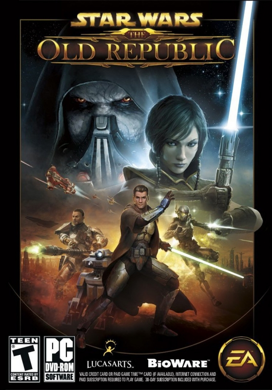 Star Wars: The Old Republic Wiki on Gamewise.co