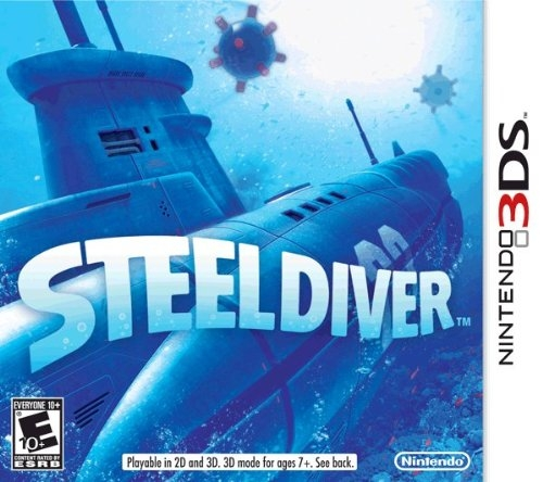Steel Diver on 3DS - Gamewise