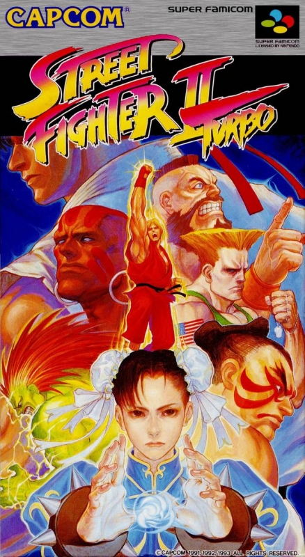 Street Fighter II Turbo on SNES - Gamewise