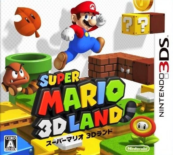 Super Mario 3D Land on 3DS - Gamewise