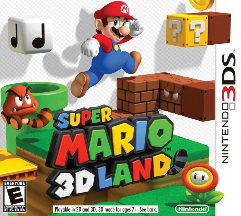 Super Mario 3DS on 3DS - Gamewise