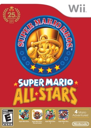 Super Mario All-Stars 25th Anniversary Edition on Wii - Gamewise