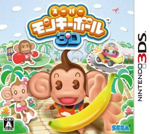 Super Monkey Ball 3D for 3DS Walkthrough, FAQs and Guide on Gamewise.co