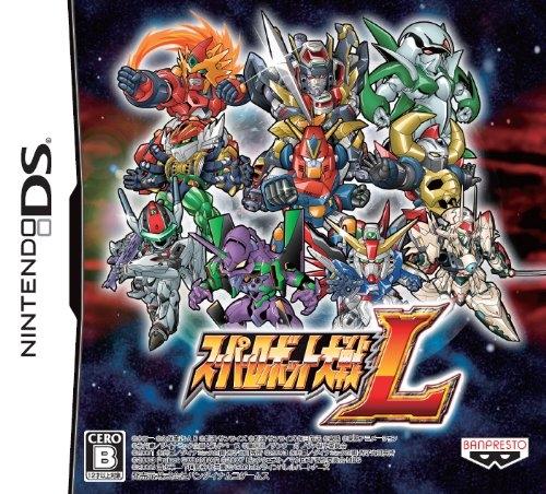 Super Robot Taisen L | Gamewise