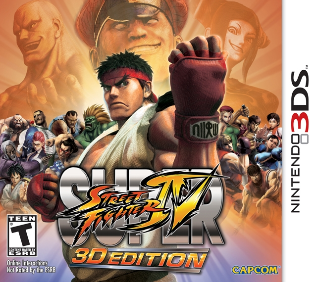 Super Street Fighter IV: 3D Edition [Gamewise]