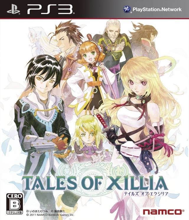 Tales of Xillia on PS3 - Gamewise