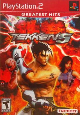 Tekken 5 For Playstation 2 Sales Wiki Release Dates Review