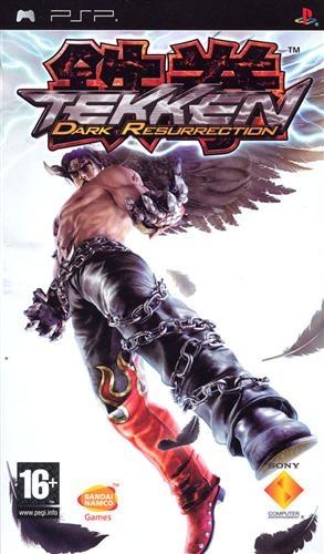 Tekken Dark Resurrection For Playstation Portable