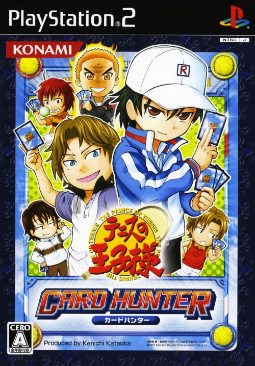 Tennis no Oji-Sama: Card Hunter | Gamewise