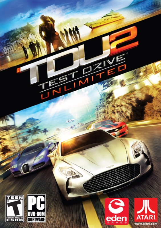 Test Drive Unlimited 2 on PC - Gamewise