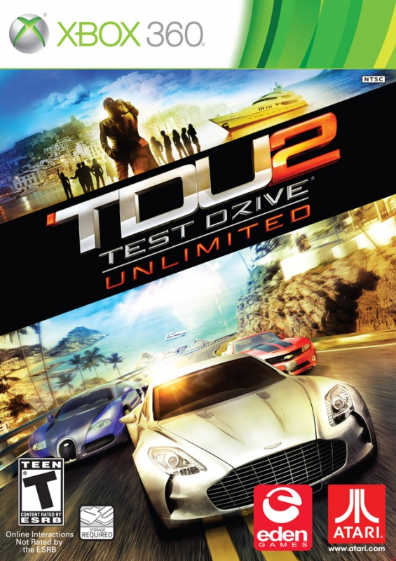 Test Drive Unlimited 2 [Gamewise]
