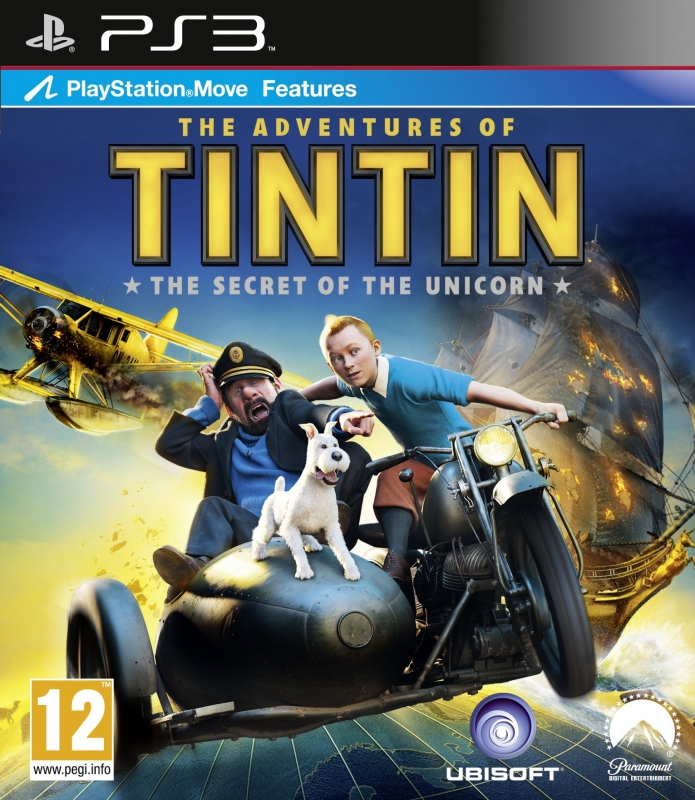 The Adventures of Tintin: The Game for PS3 Walkthrough, FAQs and Guide on Gamewise.co