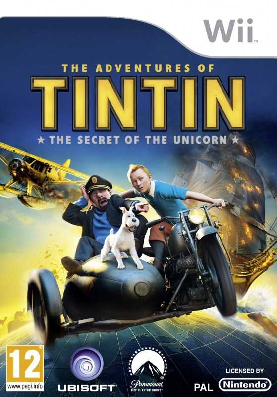 The Adventures of Tintin: The Secret of the Unicorn [Gamewise]