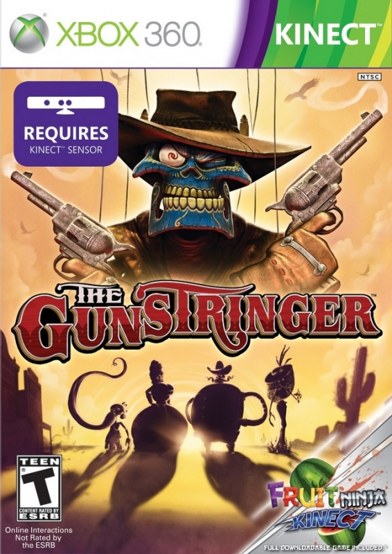 The Gunstringer on X360 - Gamewise