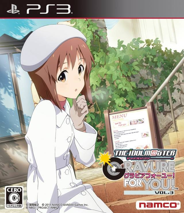 The Idolmaster: Gravure For You! Vol. 3 for PS3 Walkthrough, FAQs and Guide on Gamewise.co