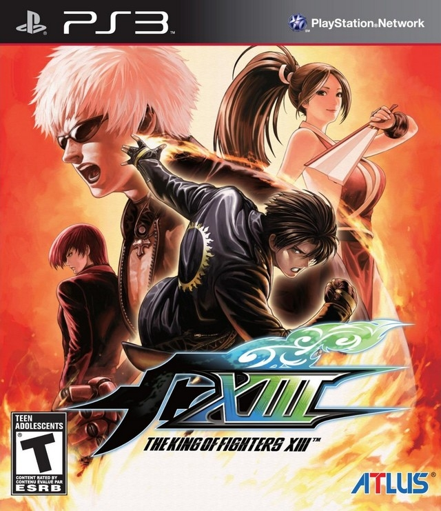 The King of Fighters XIII Wiki on Gamewise.co