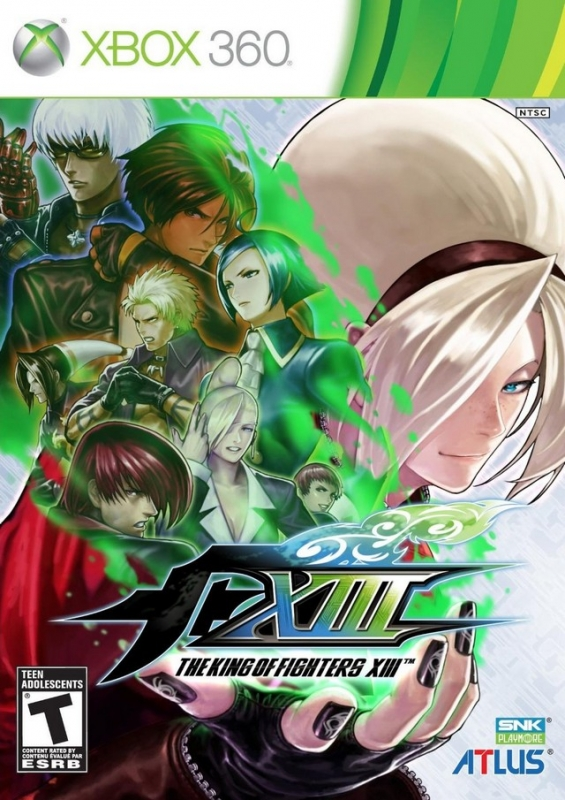 The King of Fighters XIII Wiki - Gamewise