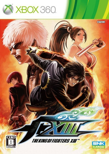 The King of Fighters XIII on X360 - Gamewise