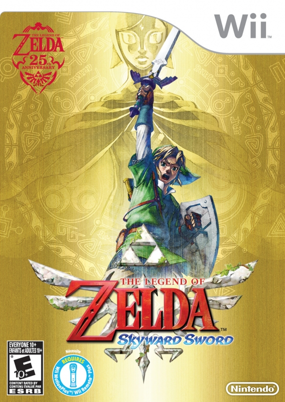 The Legend of Zelda: Skyward Sword Wiki on Gamewise.co