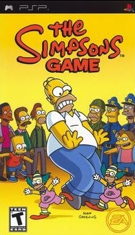 The Simpsons Game for PSP Walkthrough, FAQs and Guide on Gamewise.co