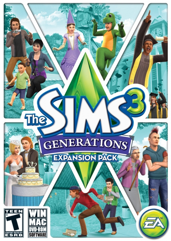 The Sims 3: Generations on PC - Gamewise