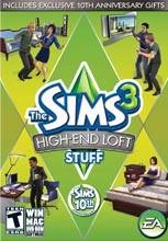 The Sims 3: High-End Loft Stuff | Gamewise