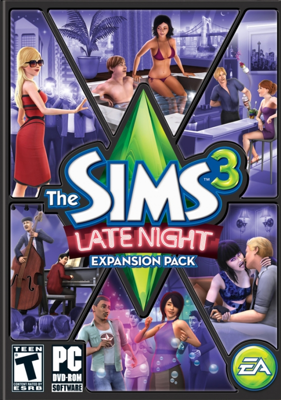 The Sims 3: Late Night Expansion Pack Wiki - Gamewise