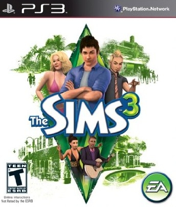 The Sims 3 on PS3 - Gamewise