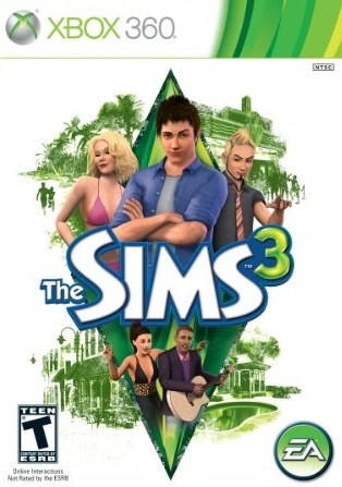 The Sims 3 on X360 - Gamewise