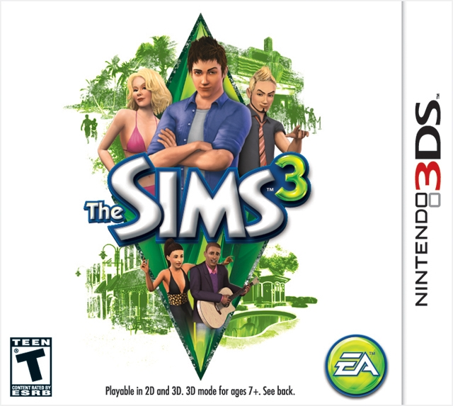 The Sims 3 on 3DS - Gamewise