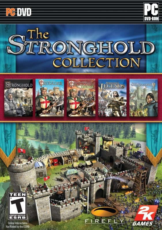 The Stronghold Collection on PC - Gamewise